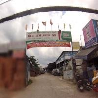 Cho thuê kho Quận 7, bãi giữ xe ôtô rộng Trần Xuân Soạn - Lâm Văn Bền 01/2020