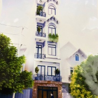 Chỉ 4 tỷ: Nhà 10 phòng cho thuê Riverside Quận 7 cam kết thuê lại